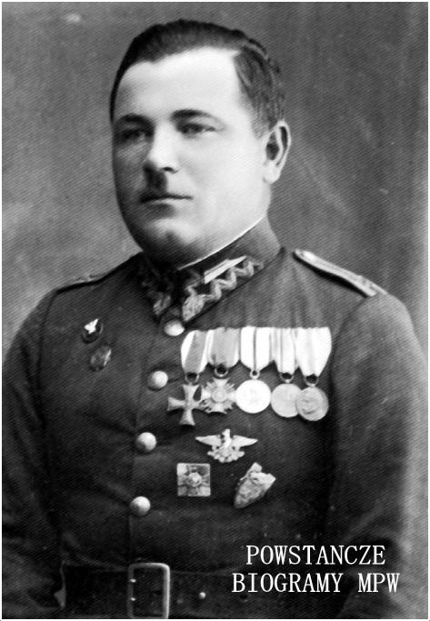 Chor. /rtm. Zdzisław Nurkiewicz (1901-1980). Źródło fot. <i>www.ipn.gov.pl</i>
