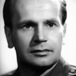 Feliks Śledziewski. Zdjęcie ze zbiorów Pawła Gruszczyńskiego