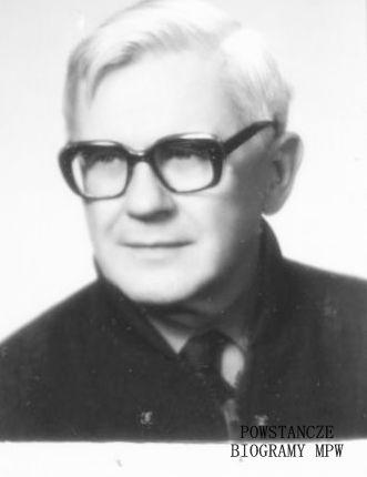 "Jan Józef Lipski ps. ""Grabie"" (1926-1991) Fot. AR MPW"