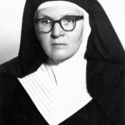 Jadwiga Bieniasz-Krzywiec - siostra Maria Dorota (1906-1994). Fot. udostępnione z archiwum ss. Zmartwychwstanek