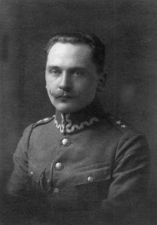 Tadeusz Korulski ps. Turzyna. Zdjęcie z archiwum rodzinnego Tadeusza Marcina Korulskiego / zbiory MPW