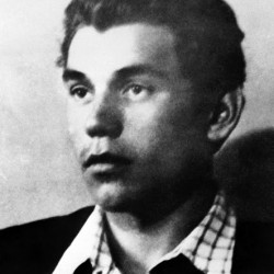 Eugeniusz Koecher (1920-1944) Fot. AR MPW