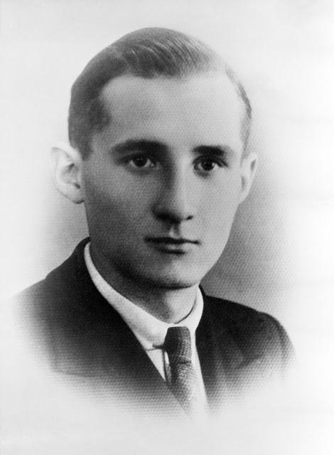 """Ryszard Henryk Zalewski """"Wojdak"""" (1922-1944) Fot. AR MPW"""