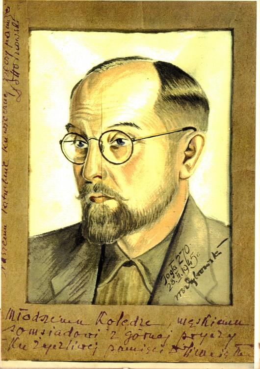 Zdjęcie ze zbiorów Tadeusza Frydrychowicza
