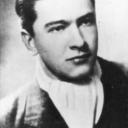 Stanisław Cwil . Fot. ze zbiorów NAC. Udostępniła Ewa Andruszko