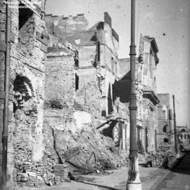 Fotograficzna dokumentacja zniszczeń