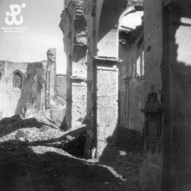 Zdjęcia z lat 1945-47 autorstwa Danuty Smoszewskiej