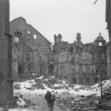 Powojenna dokumentacja zniszczeń