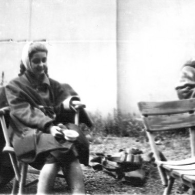 Fotografia z Powstania Warszawskiego autorstwa Joachima Joachimczyka