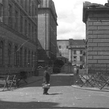 Warszawa w przededniu Powstania - lipiec 1944