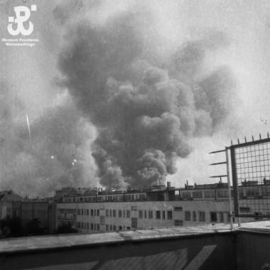 Negatywy zdjęć z Powstania Warszawskiego