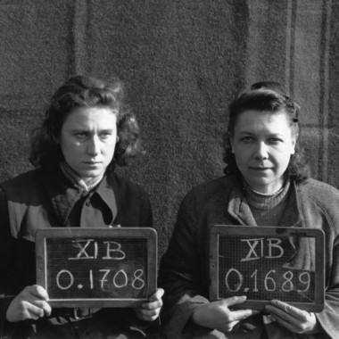 fotografia z obozu jenieckiego