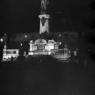 Diapozytywy z lat 1935 - 38 przedstawiające ulice Warszawy, Lublina, Zakopanego