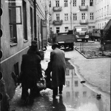 Fotografie z Powstania Warszawskiego autorstwa Józefa Karpińskiego (ojciec ofiarodawcy)