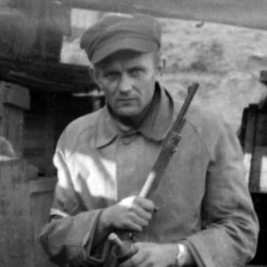"""Czesław Gerwel """"Orłoś"""""""