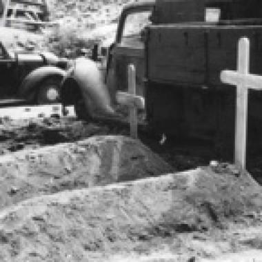 Ofiary i pogrzeby