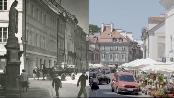 Śladami Leonarda Jabrzemskiego: Nowe Miasto cz. 1