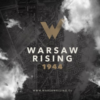 Interactive website about the Warsaw Rising
