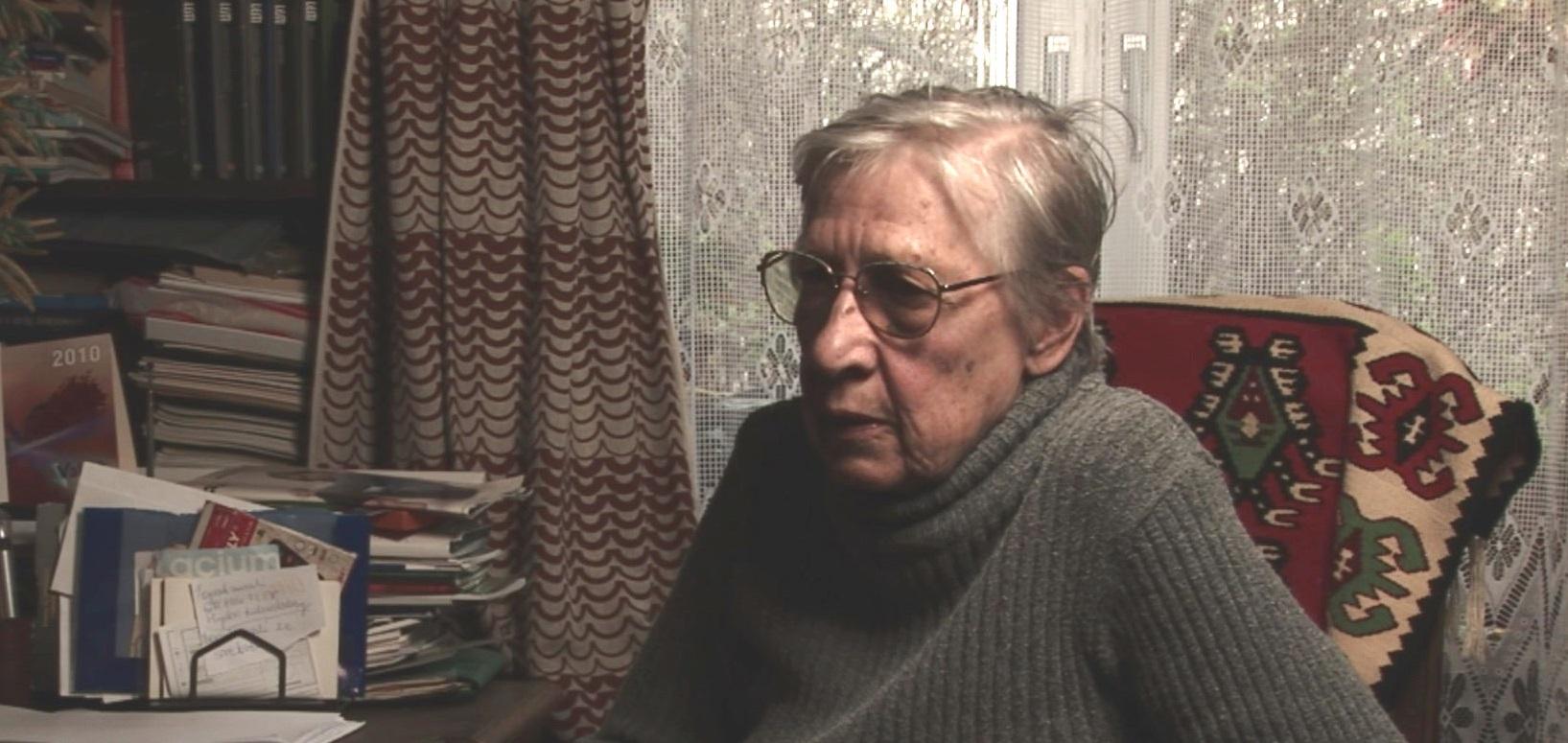 Archiwum Historii Mówionej Hanna Kumuniecka Chełmińska