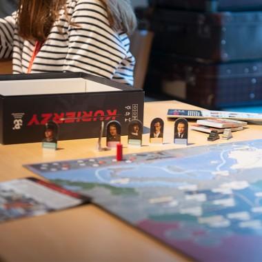 Turniej gier planszowych: Placówka dobrych gier