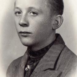 Tadeusz Roszczyk (1924-1944), zdjęcie udostępniła pani Agnieszka Mańkowska