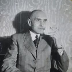 Konstanty Wodzyński (1900-1944), zdjęcie udostępnił pan Antoni Wodzyński