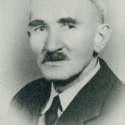 Stefan Żabowski (1879-1944), zdjęcie udostępnione przez wnuka Pana Andrzeja Kołakowskiego