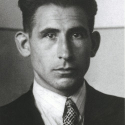 Jan Lewandowski (1905-1944), zdjęcie ze zbiorów córki pani Janiny Bodeckiej