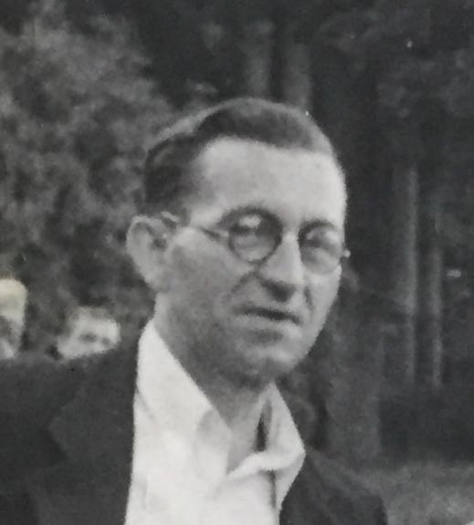 Franciszek Elman (1897-1944), zdjęcie udostępnione przez panią Urszulę Karwowską