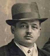 Lucjan Fedorowicz (1908-1944), fotografię udostępniła pani Joanna Rakowska