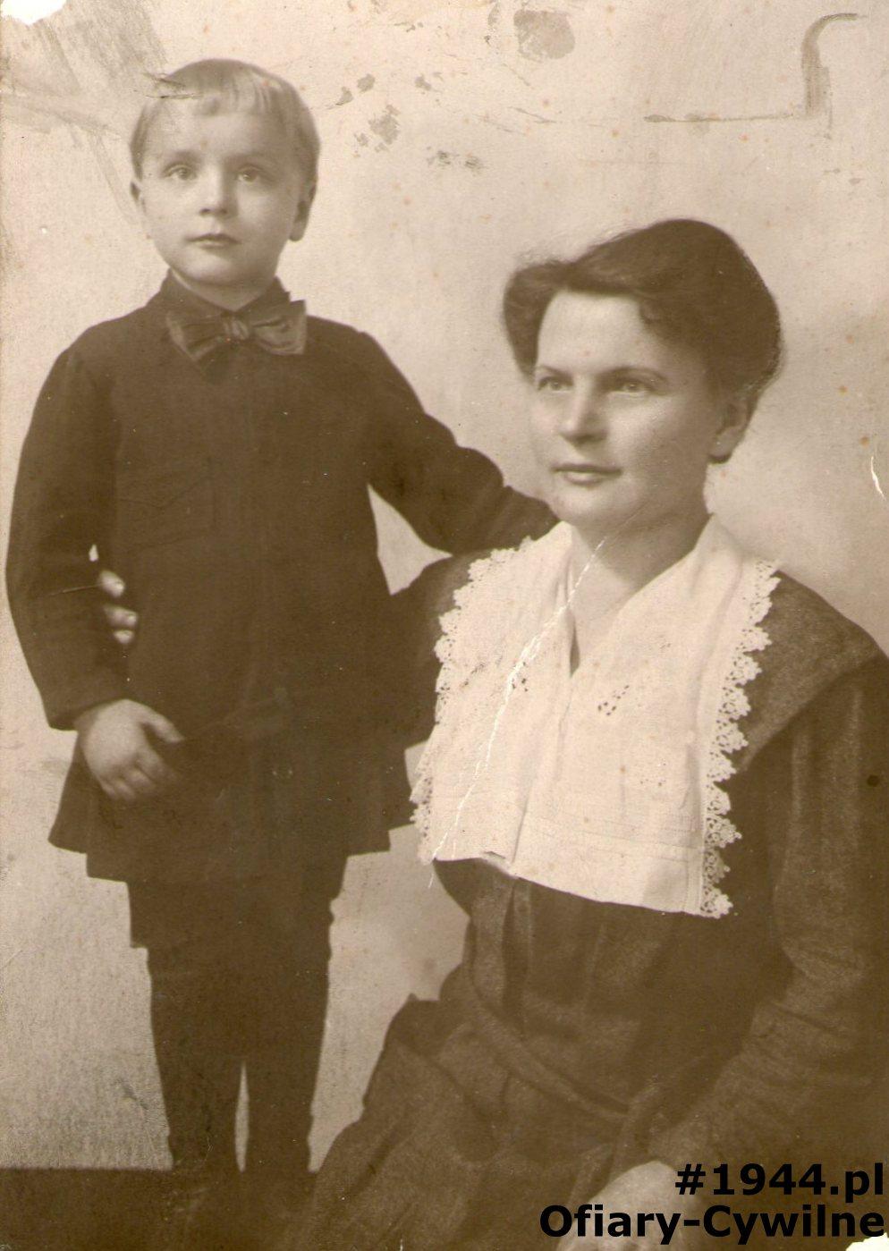 Zdjęcie ze zbiorów rodzinnych pani Jolanty Habrowskiej