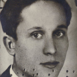 Łukasz Młynarczuk (1917-1944), zdjęcie udostępniła pani Ewa Młynarczuk