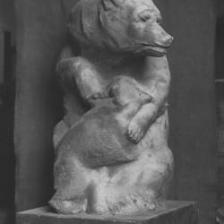Rzeźba dłuta artysty rzeźbiarza Stanisława Komaszewskiego
