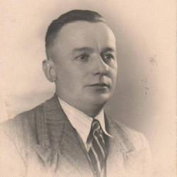 Antoni Horoś (1904-1944), fotografię udostępniłą Pani Beata Styś