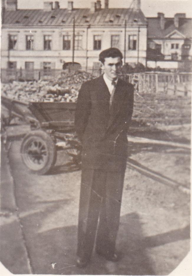 fotografię udostępnił Pan Jerzy Rożecki