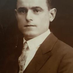 Franciszek Torchalski (1905-1944), fotografię udostępniła Pani Arleta Sereda