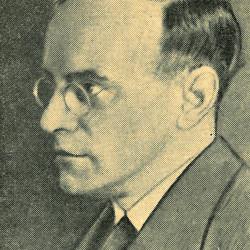 Fotografia opublikowana w 1946 roku w czasopiśmie
