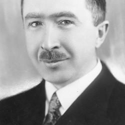 Józef Włodek, prezydent Grudziądza. Fotografia portretowa ze zbiorów Narodowego Archiwum Cyfrowego 1-A-3170