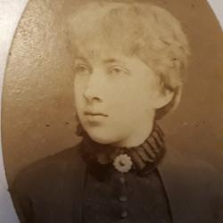 Fotografia wykonana w 1886 r., udostępniła Pani Małgorzata Olszewska