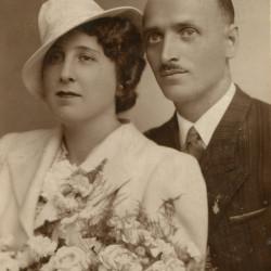 Eugenia i Stanisław Bańbura