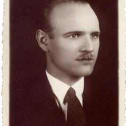 fotografia wykonana ok. 1937 r. udostępniła  wnuczka Pani Joanna Kongstad