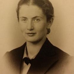 Jadwiga Sosnowska z domu Papi (1918-1944), zdjęcie udostępnione przez Panią Joannę Marchlińską