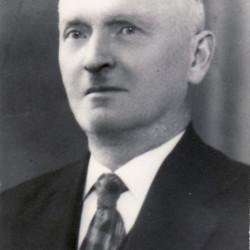 Ignacy Tyski (1865-1944), fotografię udostępnił Pan Stefan Tyski