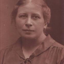 Jadwiga Jawurkówna ok. 1925, źrodło: Wkimedia Commons