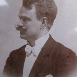 Julian Seweryn Cudziewicz (1866-1944), zdjęcie udostępniła p. Wanda Kalbarczyk
